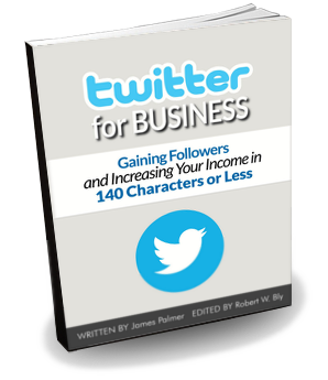 Twitter for Business ebook cover